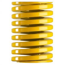 فنر  بار خیلی  سنگین زرد G 25x25mm